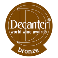 Bronze Medal- Decanter World Wine Awards 2014. Bodegas Isidro Milagro.