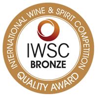 Bronze Medal-IWSC 2014. Bodegas Isidro Milagro.