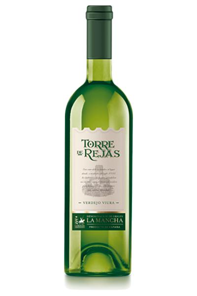 Vino Torre de Rejas Verdejo Viura. Bodegas Isidro Milagro.